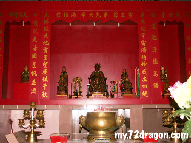 Hua Guang Miao-Mancis / 華光廟-文積 3