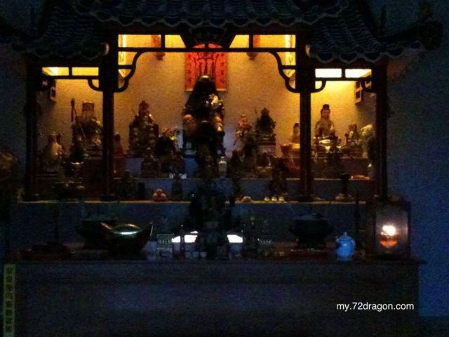 Fu Ling Gong-Tmn Bakariah / 福靈宮-峇加利亞花園