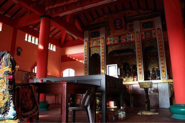 Sheng Jun Dian-Pagoh / 聖君殿-巴俄