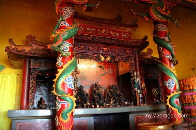 Nan Tian Gong-Sekinchan / 南天宫-适耕庄