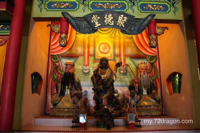 Si Xian Shi Gung-Sg Besar / 四仙師公-大港