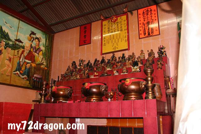Ching San Miao-Sabak Awor / 青山廟-沙巴莪1
