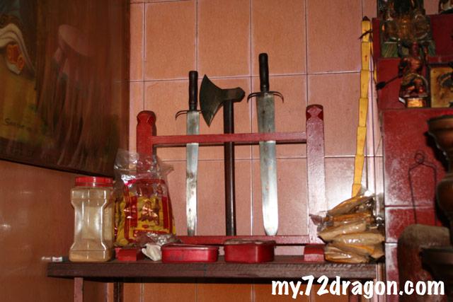 Ching San Miao-Sabak Awor / 青山廟-沙巴莪3