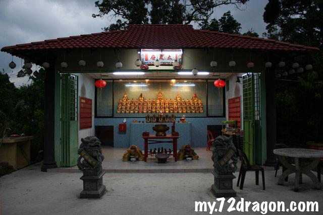 Ching San Miao-Sabak Awor / 青山廟-沙巴莪5