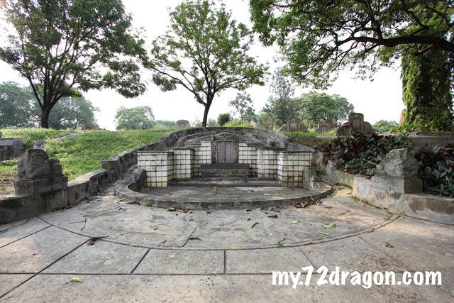 Kapitan Yap Ah Loy Memorial / 甲必丹葉亞來墓園 4