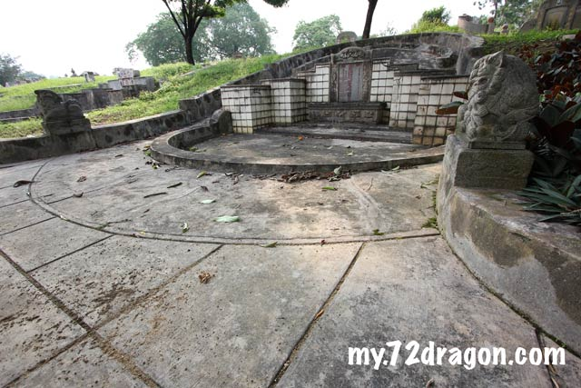Kapitan Yap Ah Loy Memorial / 甲必丹葉亞來墓園 5