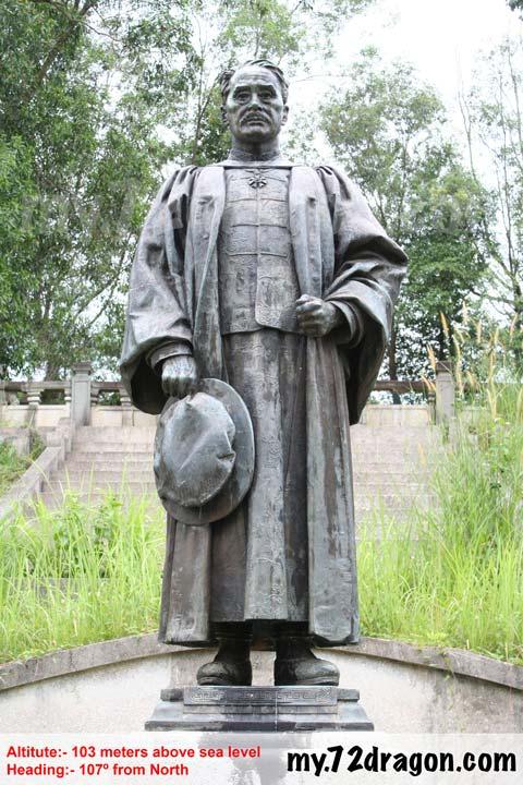 Loke Yew Memorial / 陸佑墓園