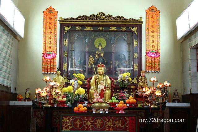 Wei Zhen Gong Guan Yin Si / 威鎮宮觀音寺3