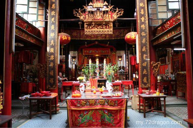 Xian Si Shi Ye Gong-Kuala Lumpur / 仙四師爺宮-吉隆坡5