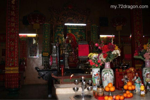 Guang Zhao Hui Guan Guan Ti Miao / 廣肇會館關帝廟3