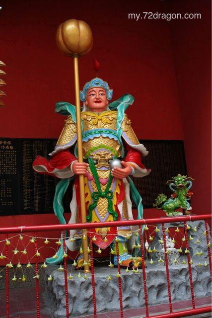 Guang Zhao Hui Guan Guan Ti Miao / 廣肇會館關帝廟5