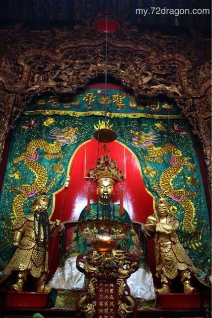 Guang Zhao Hui Guan Guan Ti Miao / 廣肇會館關帝廟4