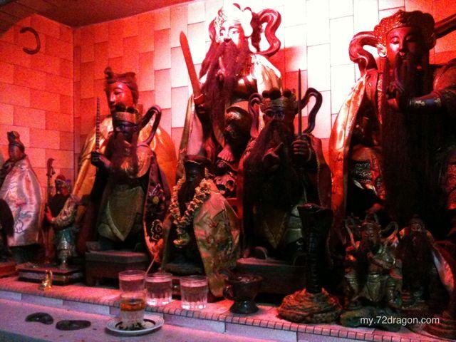 Xuan Wu Gong-Sepang / 玄武宫-雪邦2