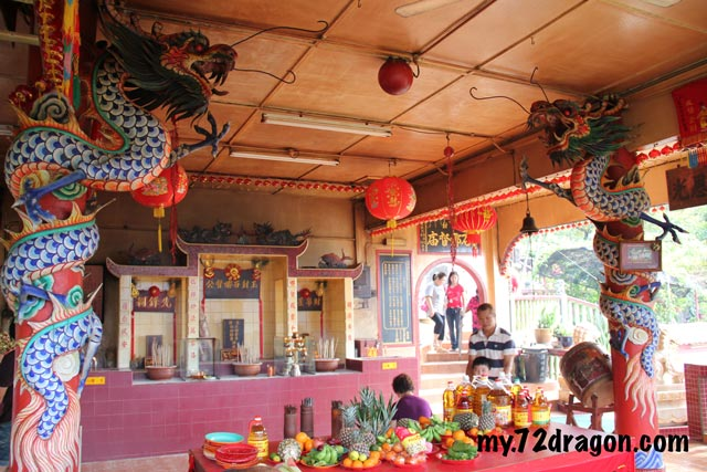Sak Na To Miao-Broga / 石拿督廟-武来岸8