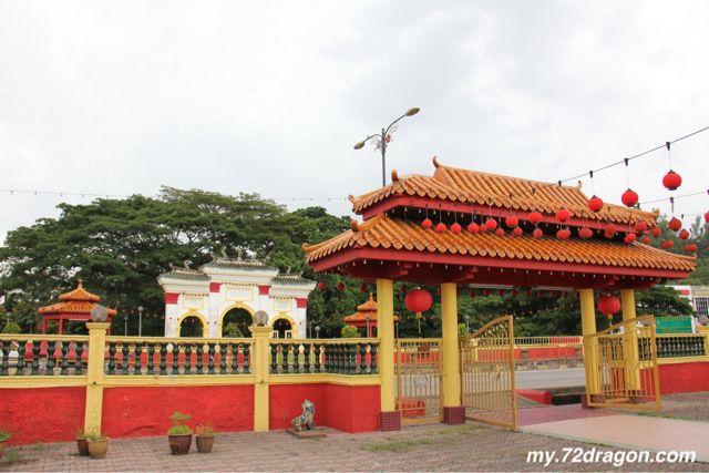 San Sheng Gong-Kuala Pilah / 三聖宮-瓜拉庇劳