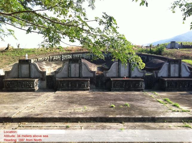 Foo Choo Choon Memorial / 胡子春墓園1