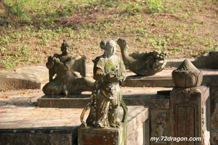 Foo Choo Choon Memorial / 胡子春墓園2