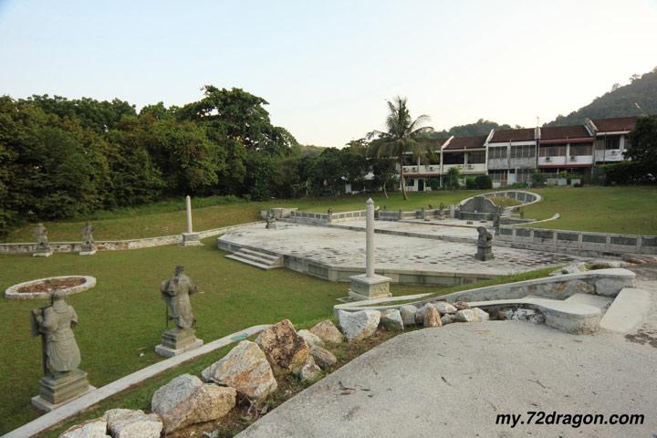 Chung Keng Quee Memorial / 鄭景貴墓園4