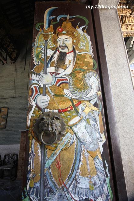 Chung Keng Quee ancestral temple / 鄭景貴祠堂4