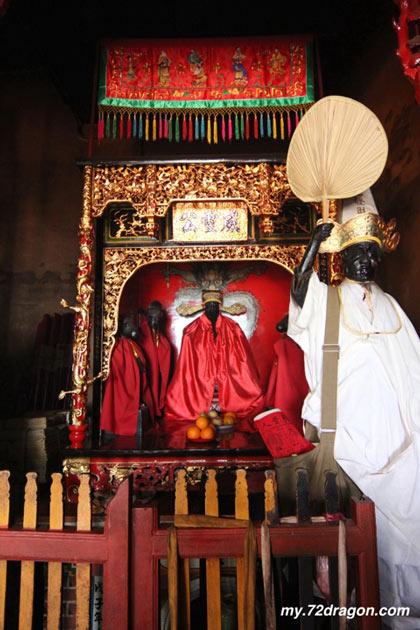 Seng Ong Beow-Jelutong / 城隍廟-日落洞5