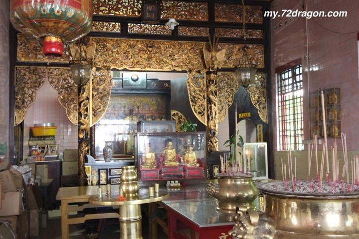 Guan Yin Si-Penang / 觀音寺-檳城3