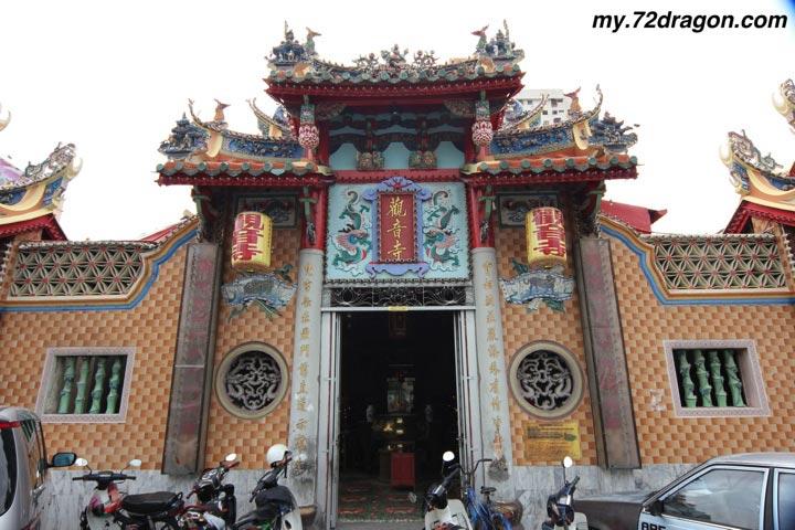 Guan Yin Si-Penang / 觀音寺-檳城5