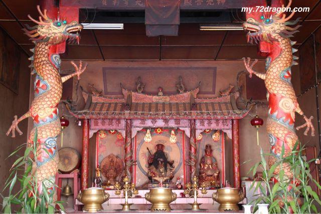 Guan Di Miao-Kuala Terla / 關帝廟-瓜拉特拉2