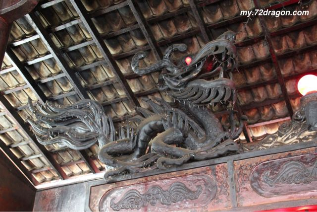 Guan Di Miao-Kampung Raja / 關帝廟-甘榜拉惹4