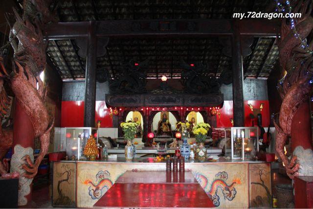 Guan Di Miao-Kampung Raja / 關帝廟-甘榜拉惹3