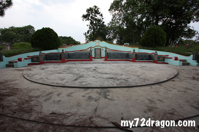 Zhao Yu Memorial / 趙煜墓園 4