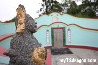 Zhao Yu Memorial / 趙煜墓園 6
