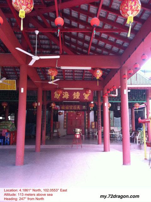 Tian Hou Gong-Kuala Lipis / 天后宮-瓜拉立卑1