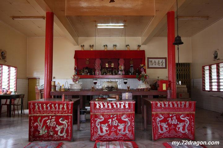 Na To Gong Miao-Btg.Berjuntai / 嗱督公廟-八丁燕帶2