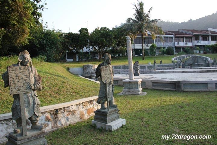 Chung Keng Quee Memorial / 鄭景貴墓園3
