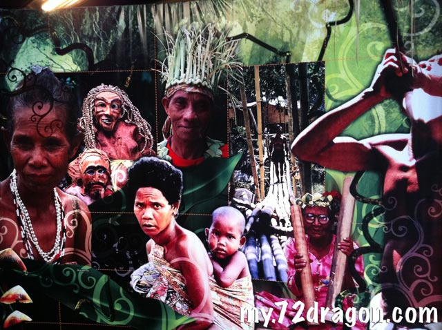 The Orang Asli Exhibition on Believes and Traditions