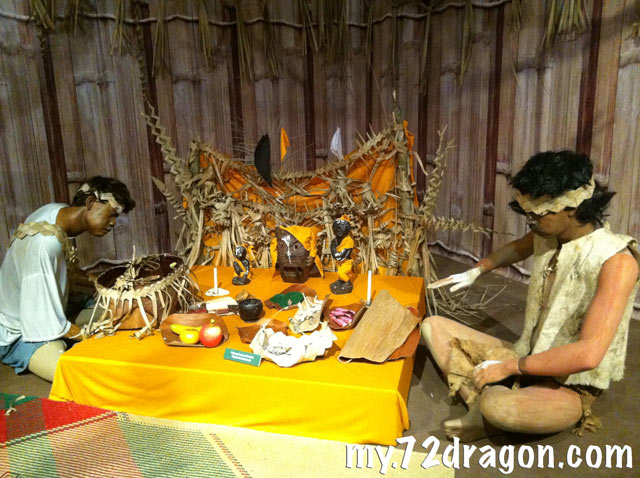 The Orang Asli Exhibition on Believes and Traditions 5