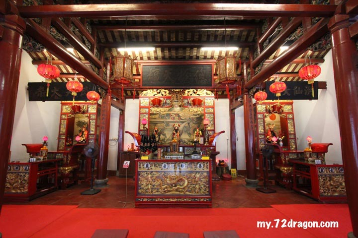 Jo Fo Gu Miao-Johor Bahru / 柔佛古廟-新山2