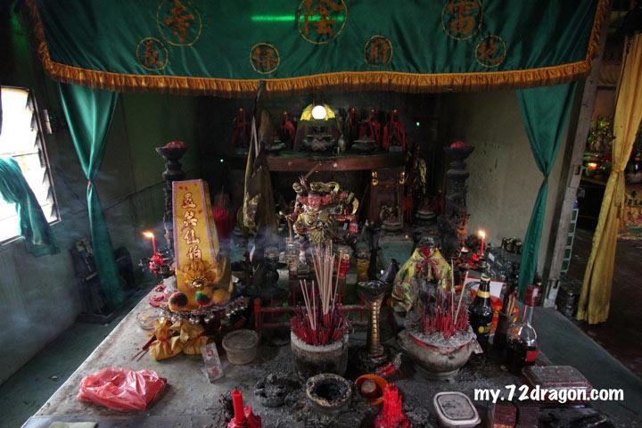 Lei Yin Si-Jelutong / 雷陰寺-日落洞2