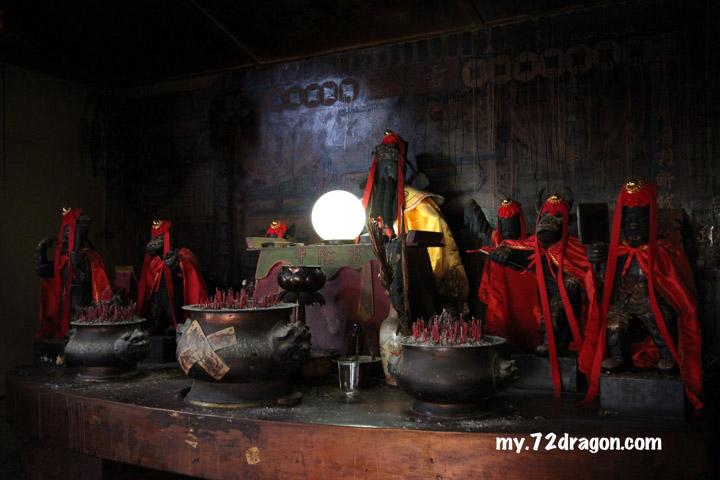 Lei Yin Si-Jelutong / 雷陰寺-日落洞3