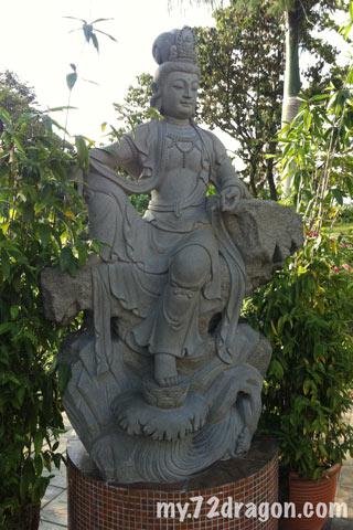 Guan Yin Gu Si-Ampang Pecah / 觀音古寺-老古毛7