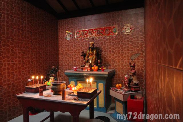 Guan Yin Gu Si-Ampang Pecah / 觀音古寺-老古毛9