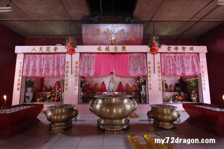 Guan Yin Tang-Kg.Air Panas / 觀音堂-熱水湖新村2