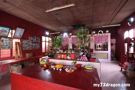 Guan Yin Tang-Kg.Air Panas / 觀音堂-熱水湖新村3