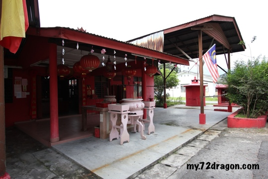 Guan Yin Tang-Kg.Air Panas / 觀音堂-熱水湖新村4