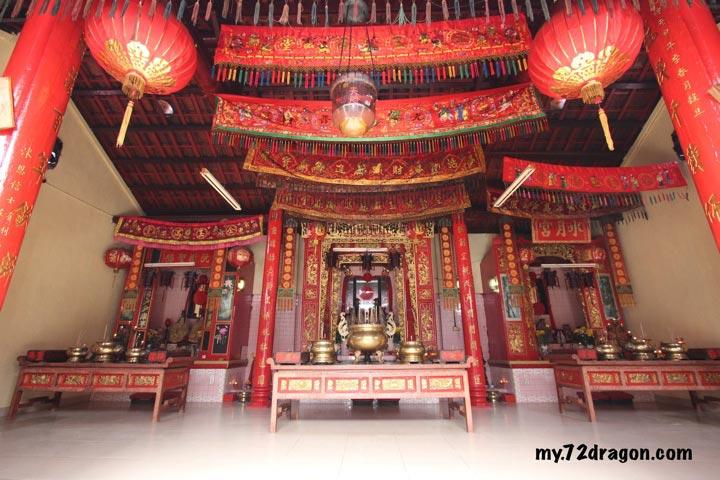 Yue Shan Gu Miao-Kuala Kubu Baru / 岳山古廟-新古毛3