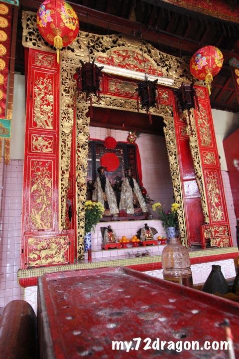 Yue Shan Gu Miao-Kuala Kubu Baru / 岳山古廟-新古毛5