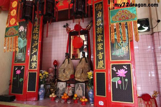 Yue Shan Gu Miao-Kuala Kubu Baru / 岳山古廟-新古毛7