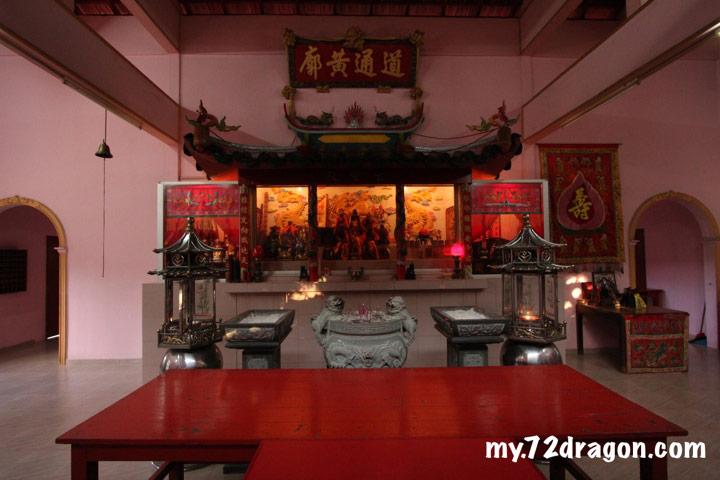 Koh Leng Tian- Sungai Sendok  / 古靈殿-双溪申洛2