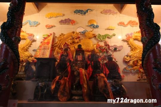 Koh Leng Tian- Sungai Sendok  / 古靈殿-双溪申洛4