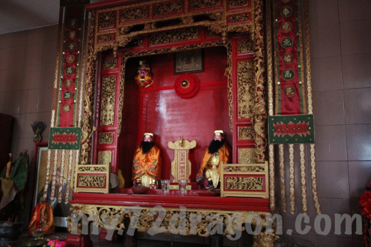Xian Si Shi Ye Gong-Serendah / 仙四師爺宮-双文丹3